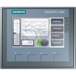Basic Panel Siemens HMI
