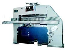 High Speed Automatic Paper Guillotine Machine
