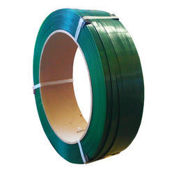 Zeal Polymers Dark Green Hot Selling PET Strap Roll, for Packaging