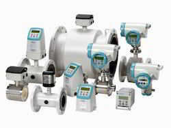 Siemens Stainless Steel Flow Transmitter, For Automotive, Water