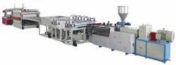 PVC (WPC) Foam Board Extrusion Machine
