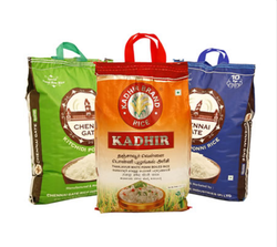 Bopp Rice Packing Bags