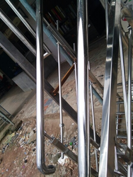 Designer Steel Staircase