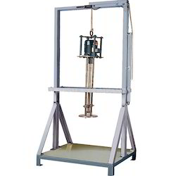 Batch Stirrer Machine