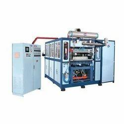Thermocol And Areca Leaf Thali Dona Plate Machine