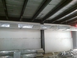Forced Draft Ventilation FDV System