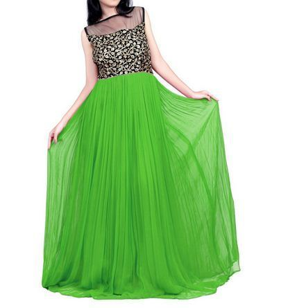 Fashionable Gown, Ladies Gown Suit, Ladies Ka Gown, Women Gown ...