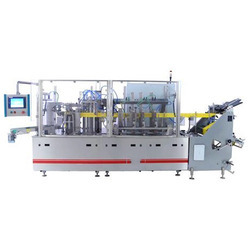 Horizontal Form Fill Sealing Machine