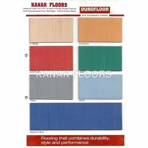 PVC Flooring Roll At Rs 40 Sq Feet