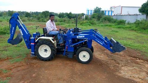 Tractor Mini Backhoe Loader