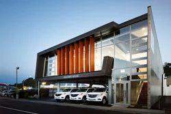 Commercial Architecture Construction