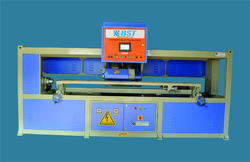 PVC Automatic Slotting Machine