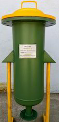 Thermic Oil Filtration System
