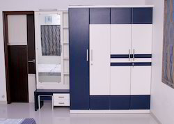 Nicewood Melamine Board Designer Cupboard, For Home