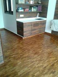 Wooden Flooring, Size/Dimension: 4 Feet -6 Inch