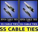 PVC Coated SS Cable Ties