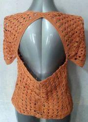 Cutomize Hand Made Crochet Garment