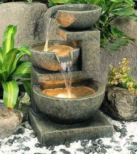 Indoor FRP Fountain