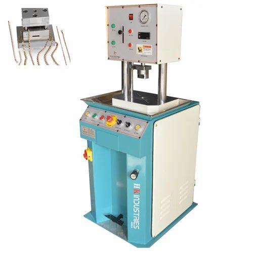 Emboss Die Cutting Press Machine High Speed Jewellery