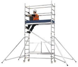 Aluminum Light Weight Scaffolding
