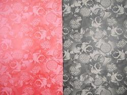 Printed PVC Coated Crossknit Fabrics