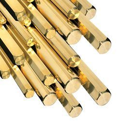 Brass Hex Extrusion Rods