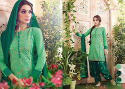 Cotton Latest Salwar Suit