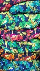 Satin Georgette Print Fabrics