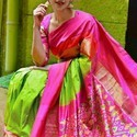 Pochampally Ikkat Silk Sarees