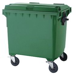Wheeled Dustbin Container
