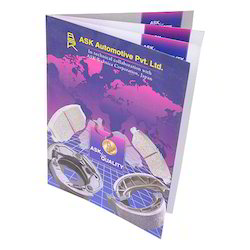 Products Catalog Printing Services