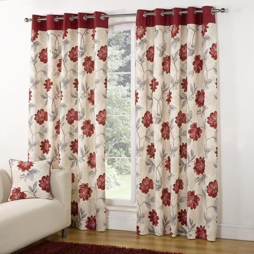 Printed Polyester Curtain Fabric