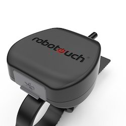 Robotouch Black Mobile Charger