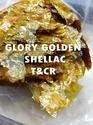 Golden Glory Shellac Flakes