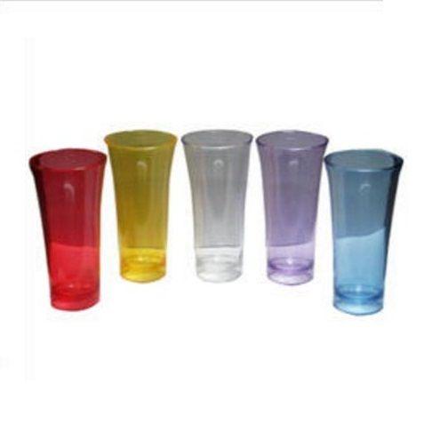 Coloured Polycarbonate Shake Glass