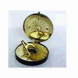 Antique Desktop Nautical Compass