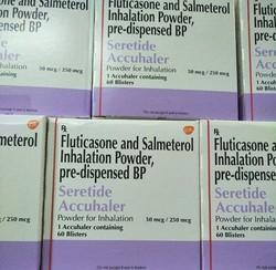 Seretide Accuhaler 250 Mg