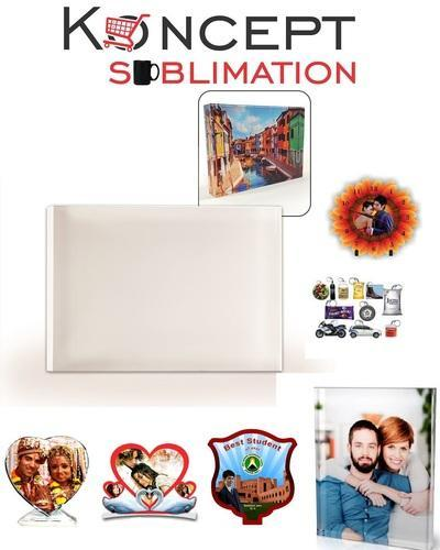 Sublimation Acrylic Sheets At Rs 150 Piece Acrylic