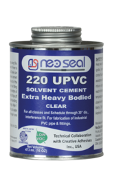 UPVC Solvent Cements 220