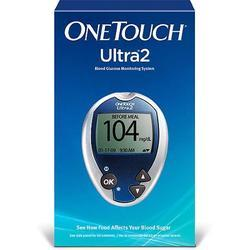 One Touch Ultra Blood Glucose Test Strips