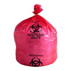 Medical And Bio Waste Bags