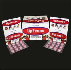 Upfenac Tablets, 50-500, Packaging Type: Strip