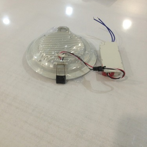 Cool White Surya Round LED Panel Light