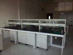 Island Laboratory Bench