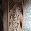 Exterior Original Sagwan Carving Wood