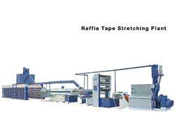 Raffia Tape Stretching Plant