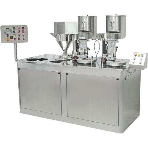 semi automatic capsule filler,