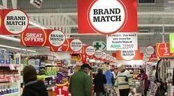In Store Branding Service