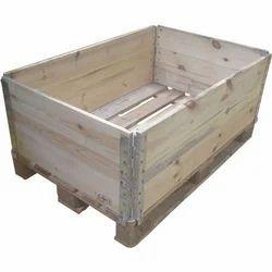 Heavy Wooden Packaging Box