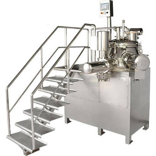 Rapid Mixer Grinder - Pharmaceutical RMG Manufacturer from Thane
